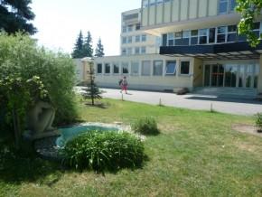 A siófoki városi kórház szülészeti és nőgyógyászati osztályának bemutatása