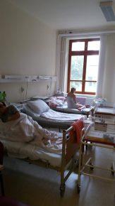Fehérvári gyermekágyas szoba