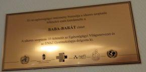 Baba-barátság Fehérváron is van már